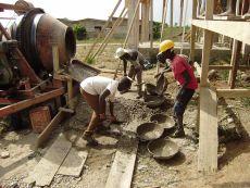 Arbeiter Baustelle