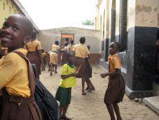 Kinder der Diözese von Keta-Akatsi